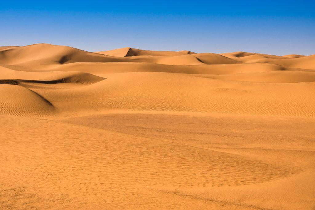 Puščava Erg Chigaga