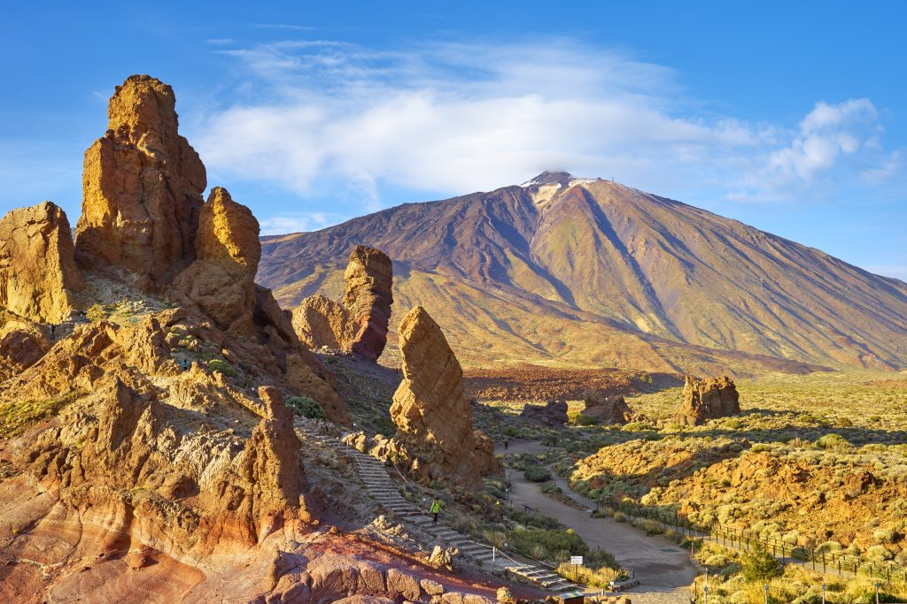 Tenerife-nacionalni park Tiede