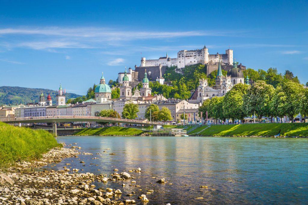 Avstrija, Salzburg
