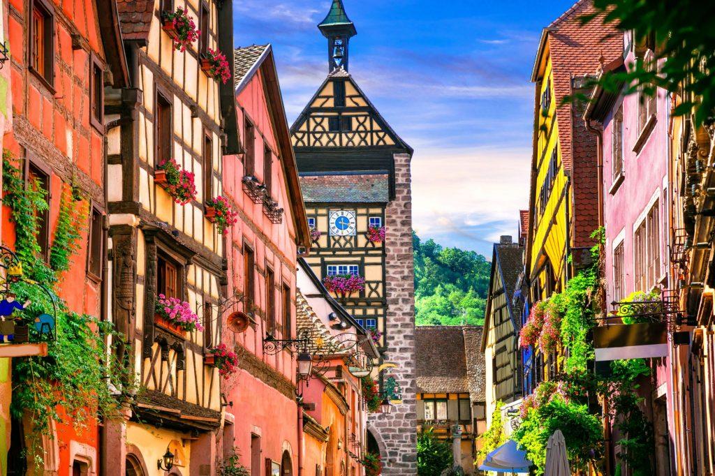 Francija, Alzacija