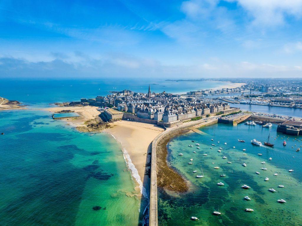 Francija Bretanja St Malo