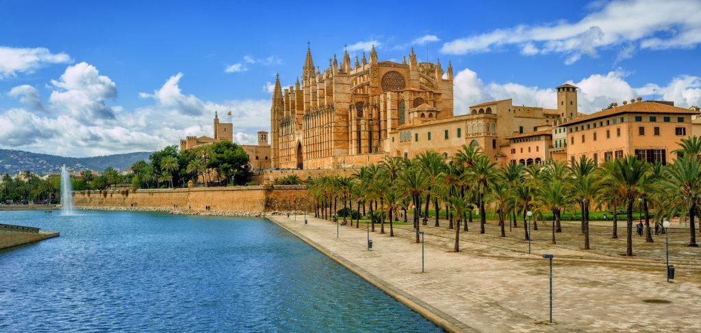 Mallorca - mesto Palma de Mallorca 1-MANJŠA