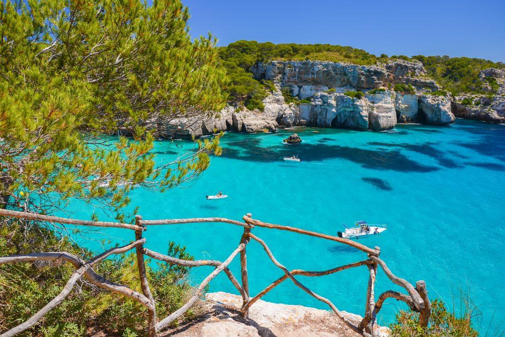 Menorca - Oskarjevo otočkanje