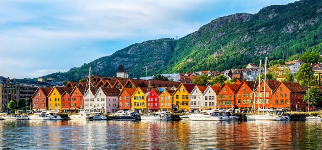 Skandinavija-Norveška-Bergen