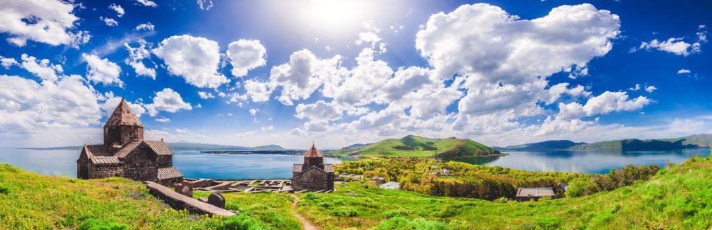 Armenija-jezero Sevan