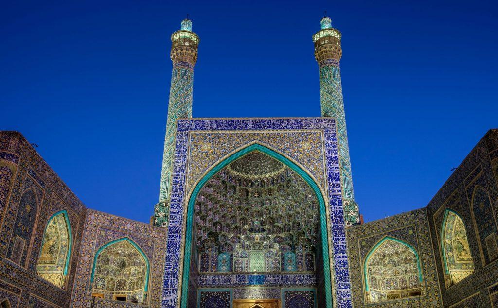 Iran - Esfahan - RoyalMosque-foto Nejc Trpin