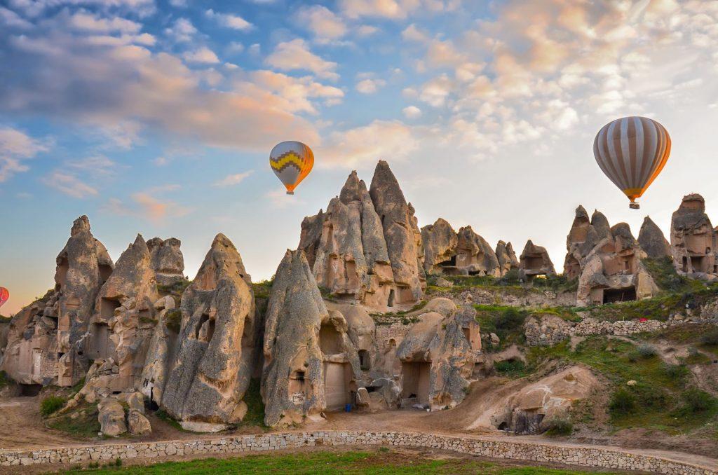 Turčija-Kapadokija
