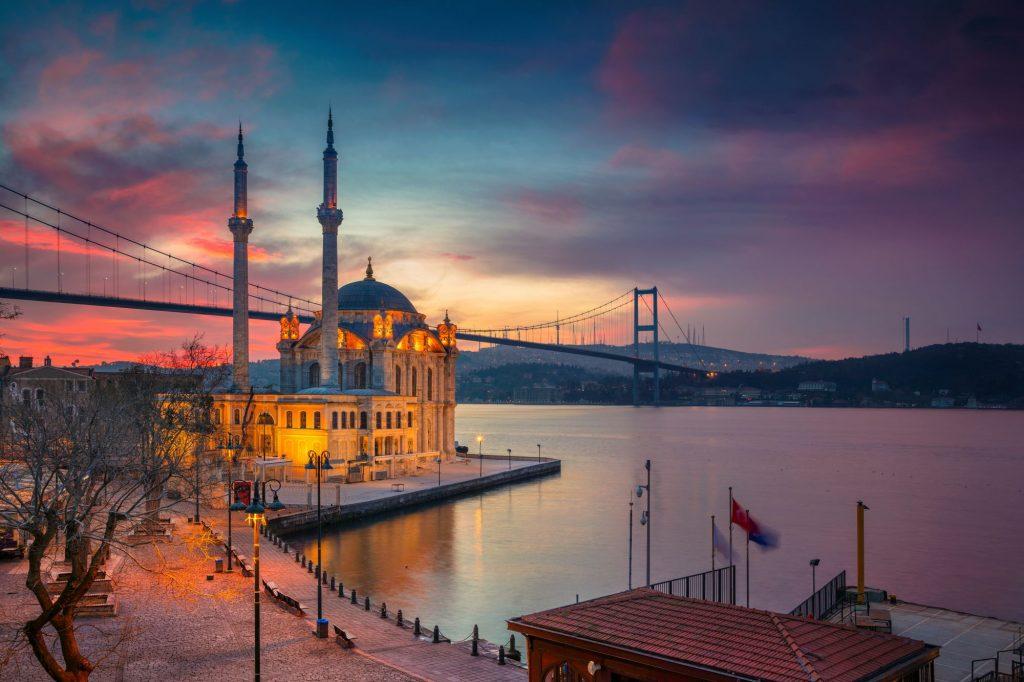 Turčija-Istanbul-Bospor