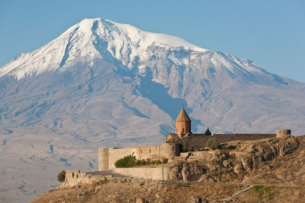 Vzhodna Turčija-Ararat-Armenska cerkev
