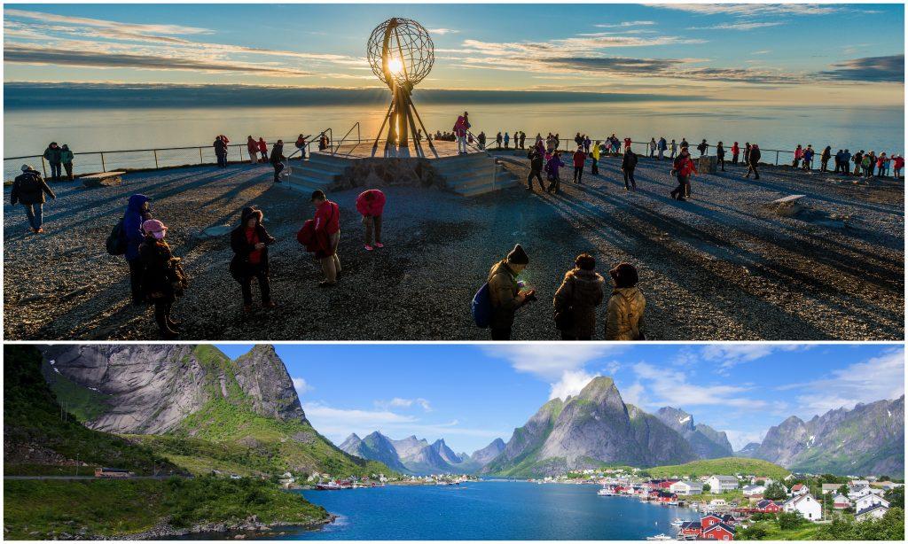 Islandija in Skandinavija
