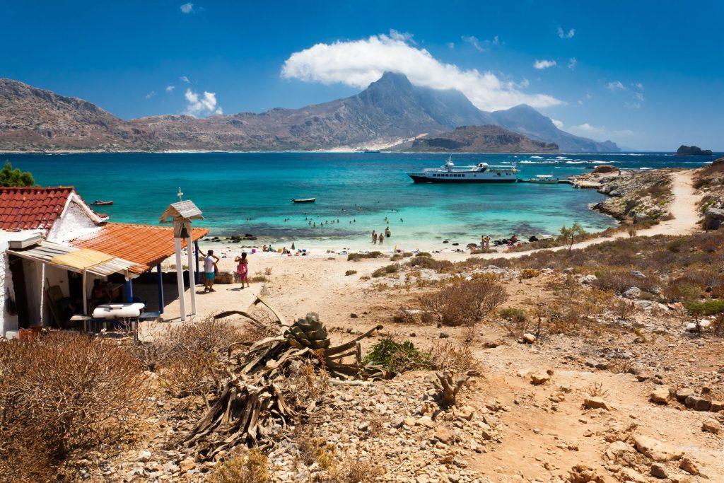 Grčija-Kreta-otok Gramvusa