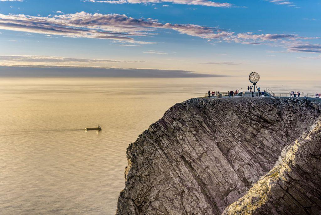 Skandinavija-Norveška-Nordkapp