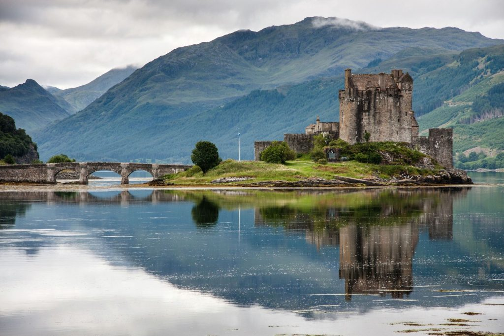 Škotska-Eilean Donan