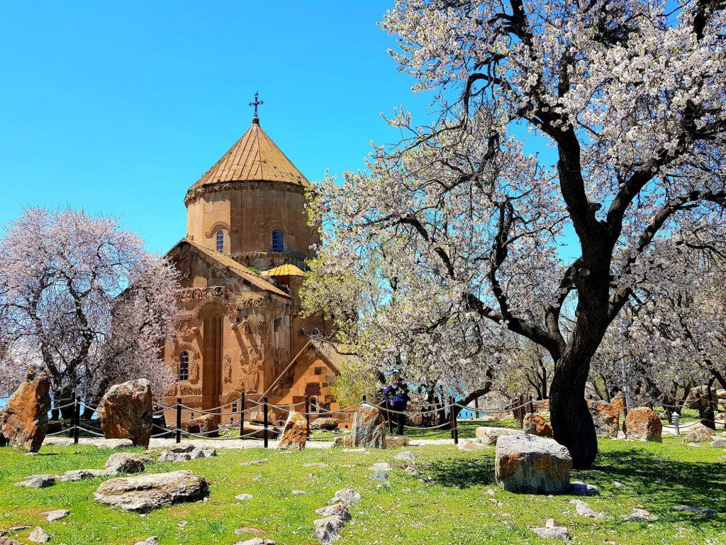 19-vzhodna Turčija-Akdamar-armenska katedrala kot landmark otoka