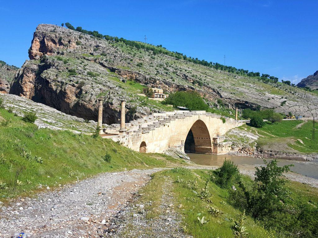 27-vzhodna Turčija-Cendere-Le kaj so v gornjem porečju Evfrata delali Rimljani