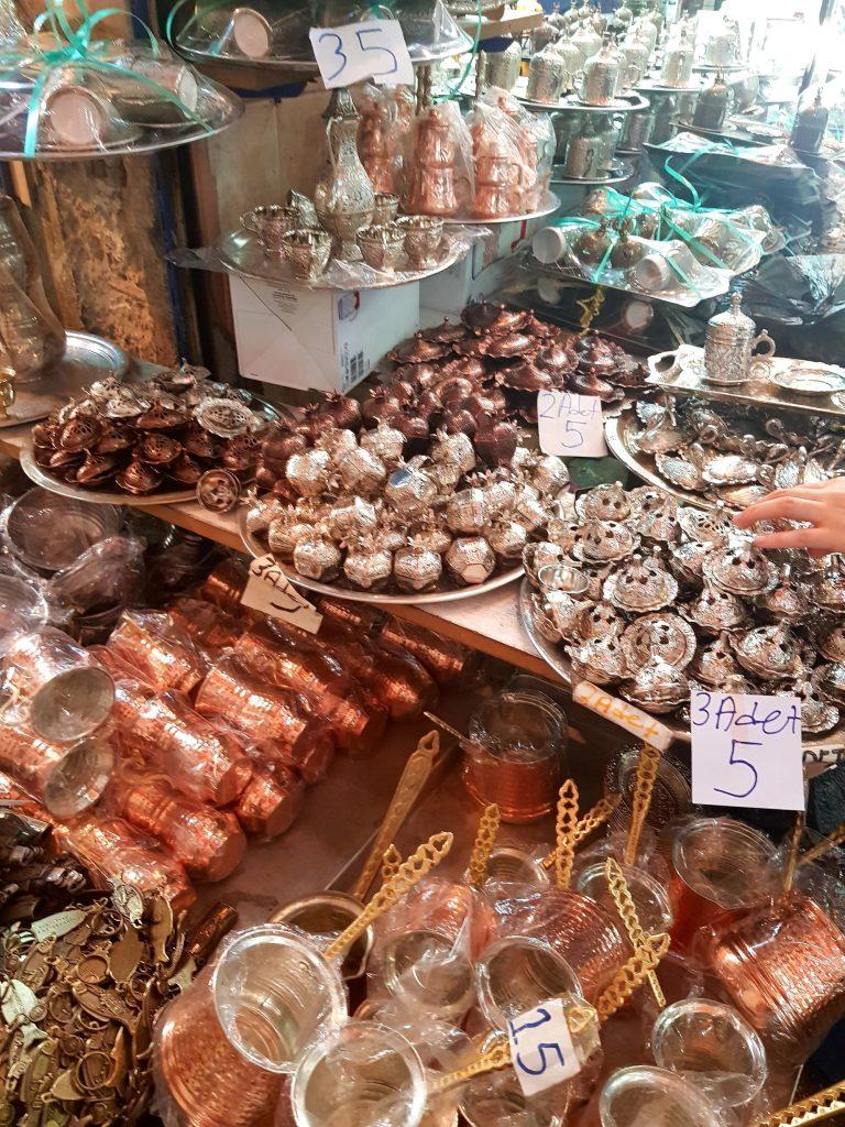 32-vzhodna Turčija-Šanliurfa-vzhodnjaška tržnica eksotičnih vzdušij