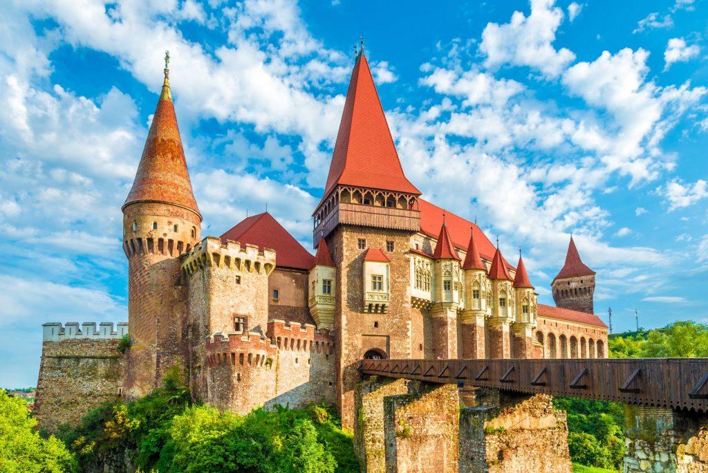 BALKAN - Romunija – grad Hunedoara