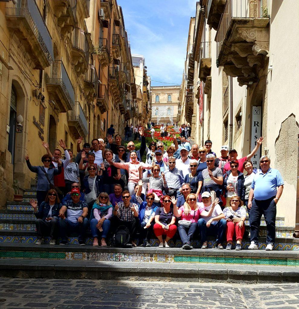Sicilija MAJ19-Caltagirone
