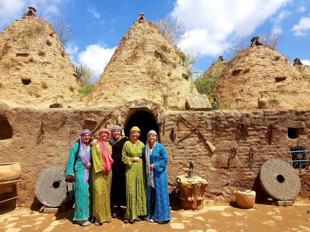 Vzhodna Turčija-čebelje hiške