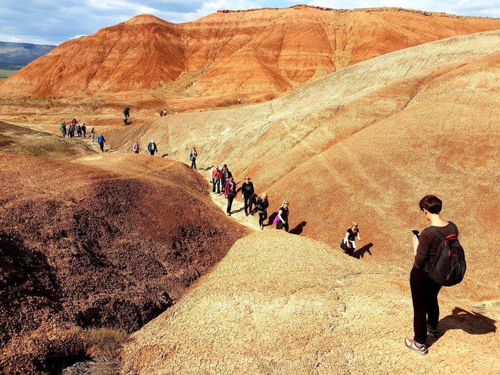 Vzhodna Turčija-puščava