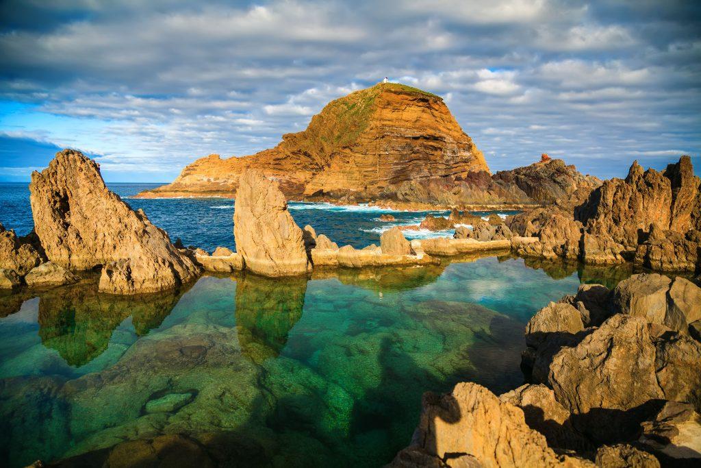 Madeira-naravni bazeni