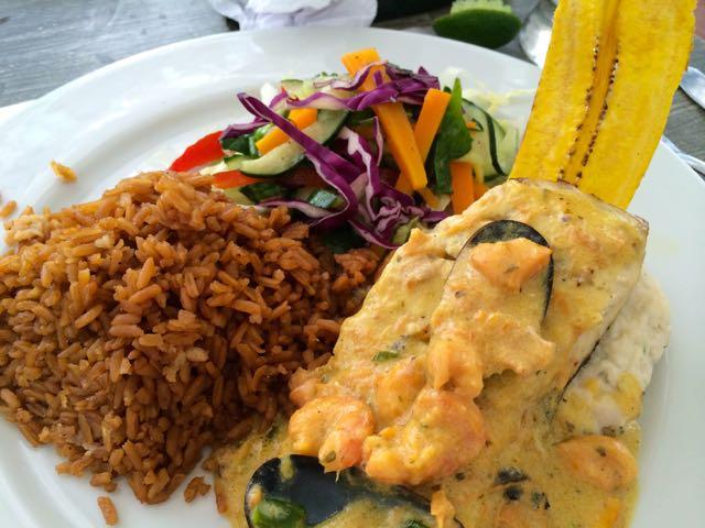 Kolumbija hrana - Vtisi potnikov poletnih potovanj