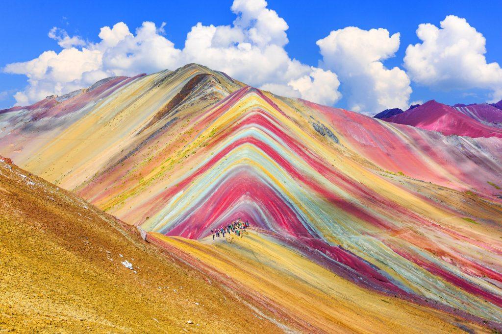 Peru - Cusco-mavrična gora