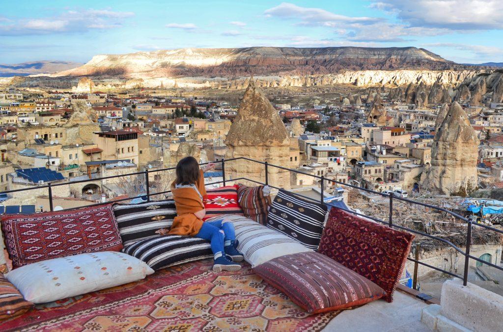 Turčija Kapadokija sanjski pogled 1024x677 - Vtisi potnikov poletnih potovanj