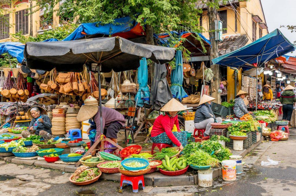 Vietnam-Hoi-an-market