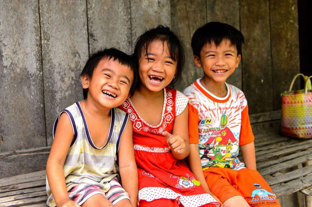 Vietnam otroci manjsa 1024x681 - Kam pa to zimo? V Indokino, seveda!