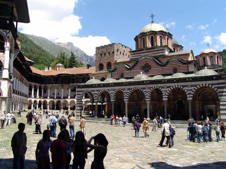 Bolgarija Samostan v Rili - Vtisi potnikov septembrskih potovanj