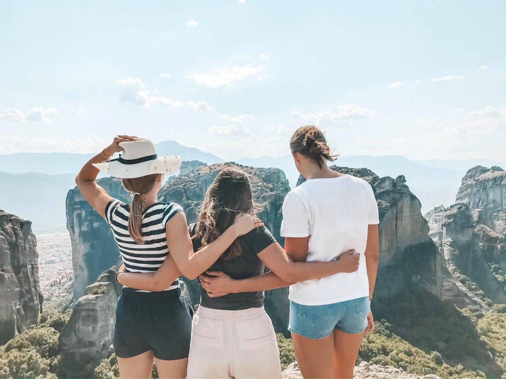 Grčija blog Bojanada maturantke v Meteori 1024x768 - Vtisi potnikov septembrskih potovanj