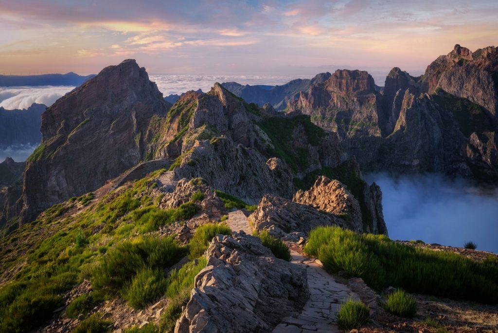 Madeira - vrhovi