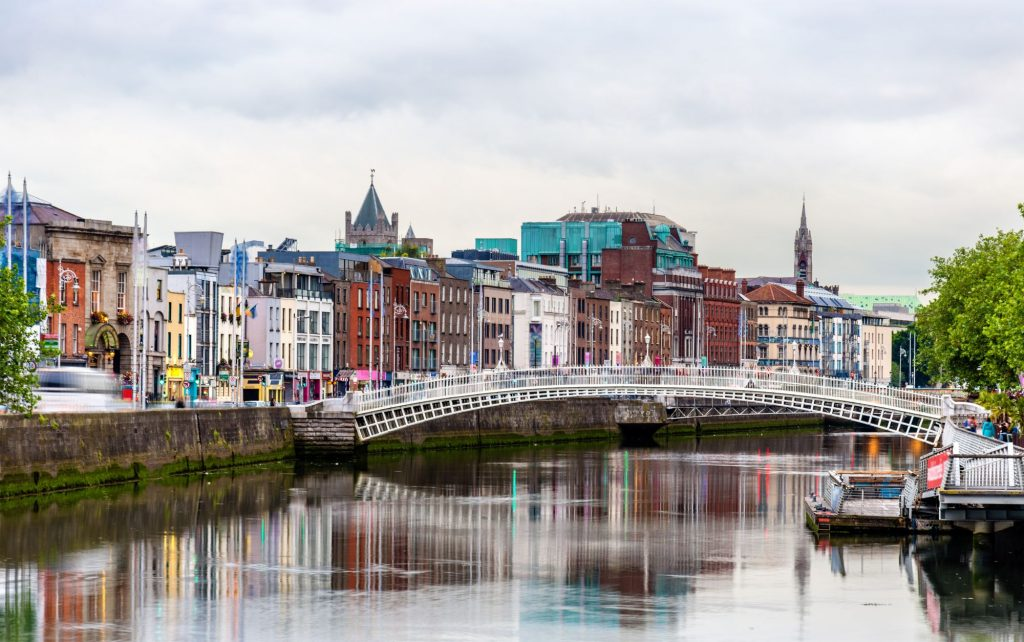 Irska-Dublin