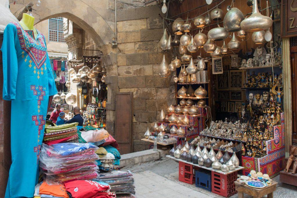 Egipt-tržnica