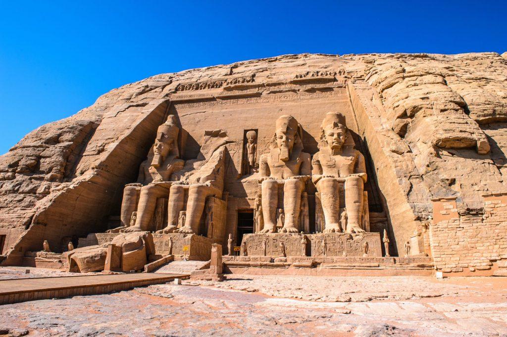 Egipt-Abu Simbel