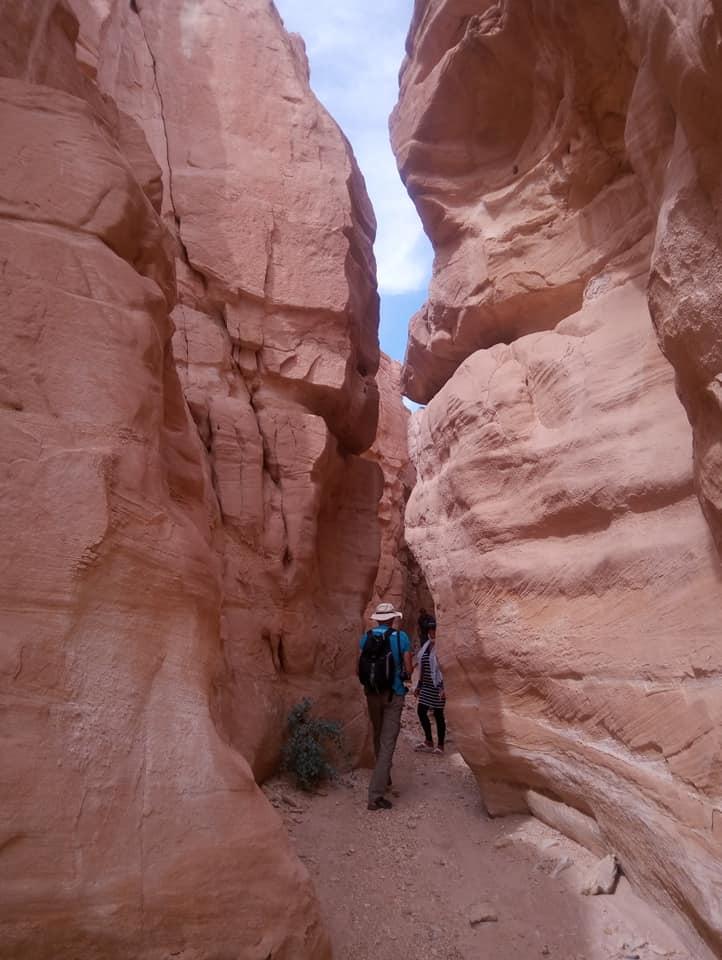 Egipt Bojan Sinaj - Vtisi potnikov z oktobrskih potovanj - 2. del