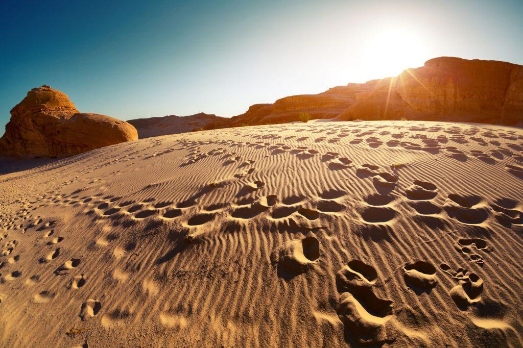 Egipt-Sinaj-puščava