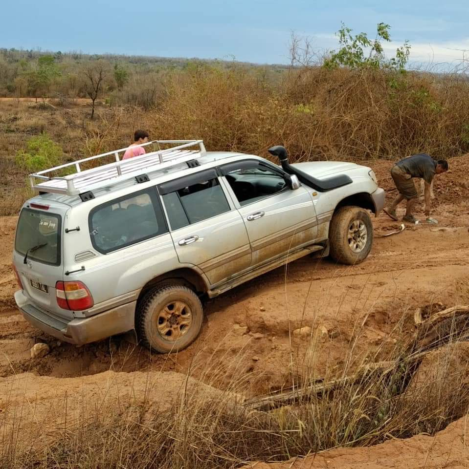 Madagaskar - Novoletna potovanja - vtisi potnikov