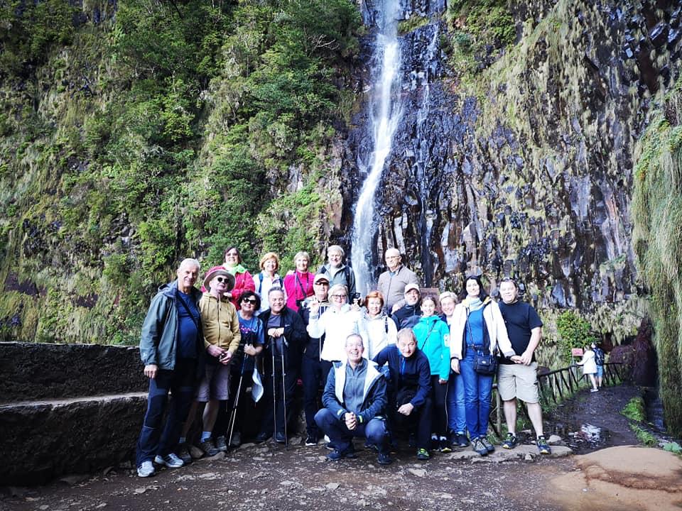 Madeira eksotični vrt - Novoletna potovanja - vtisi potnikov