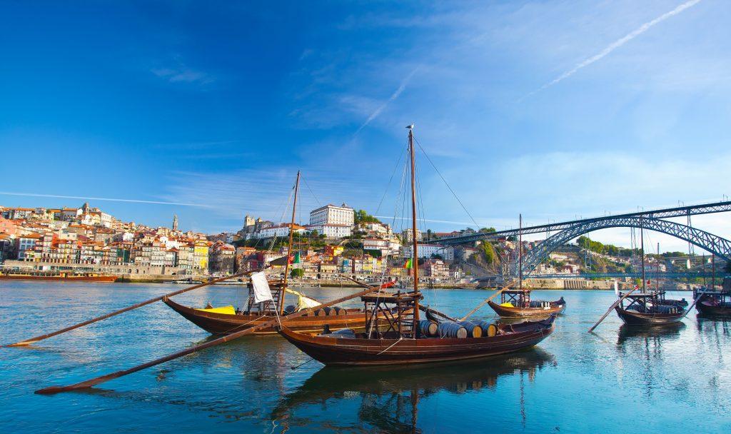 Portugalska Porto 156924158 1024x608 - Novoletna potovanja - vtisi potnikov
