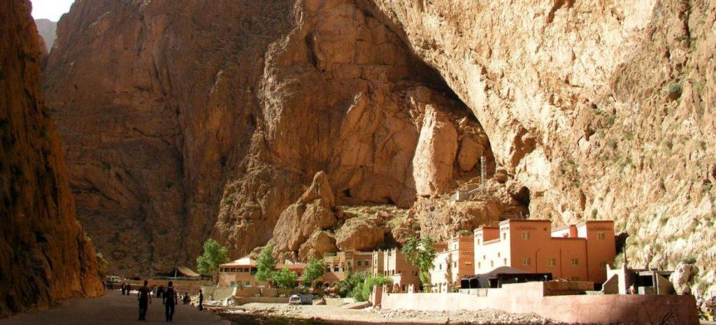maroko todra 1024x465 - Čarobni Maroko privlačen skozi vse leto