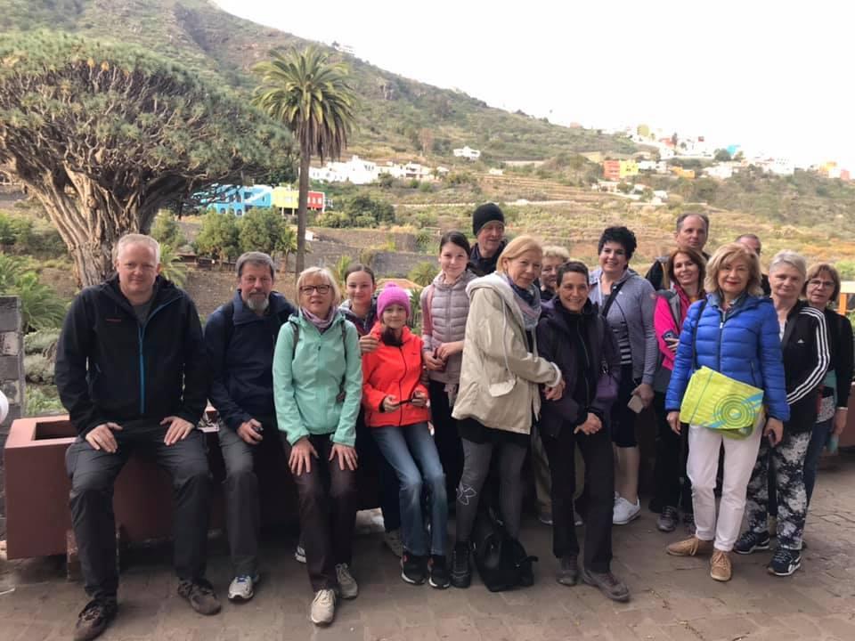 Tenerife in Gomera - Vtisi potnikov (januar, februar)