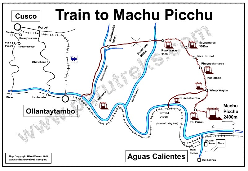 36 vlak - Peru - Med potomci Inkov