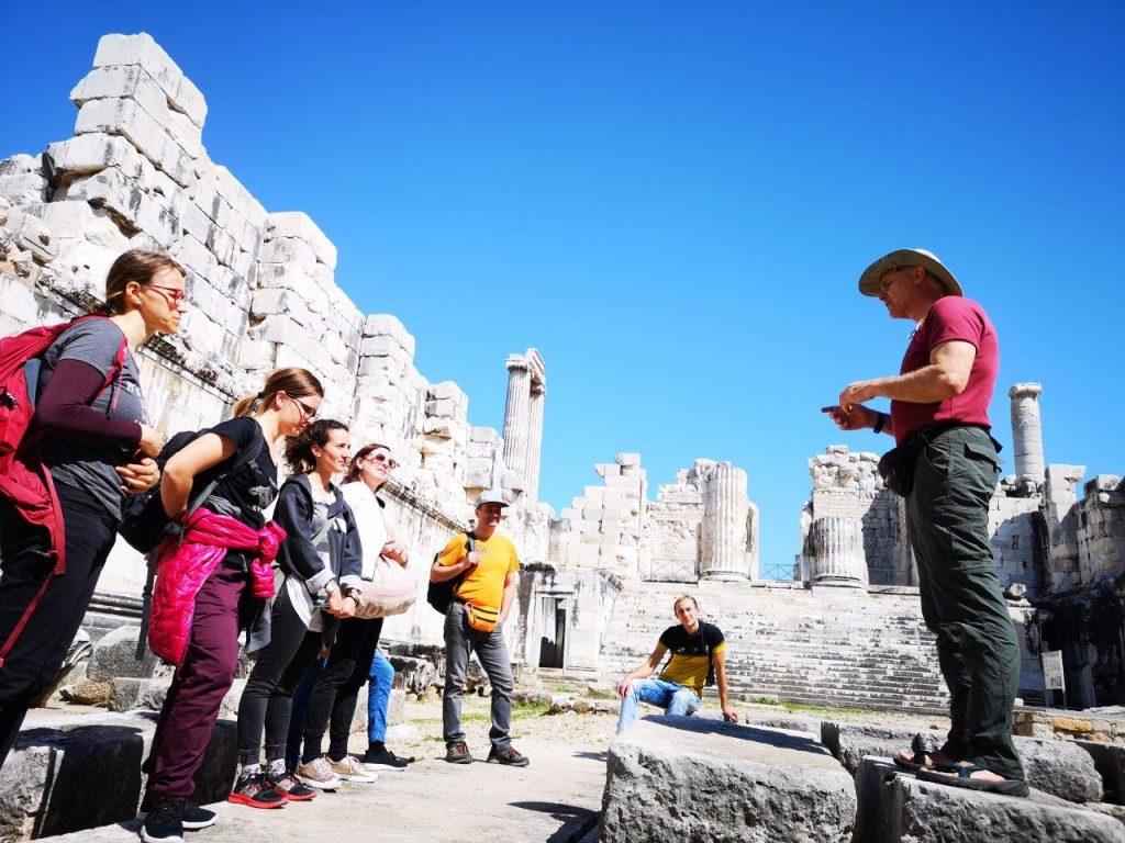 IMG 20200313 131823 1024x768 - Študijsko potovanje vodniške šole - Turčija 2020 – prvič