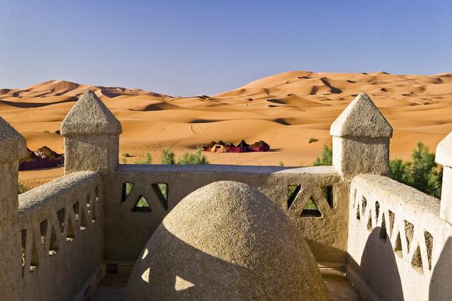 Merzouga - Med nomadi na jugu Maroka