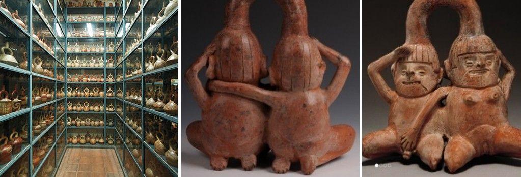 ZZ 3 MUZEJ LARCO - Peru - Med potomci Inkov
