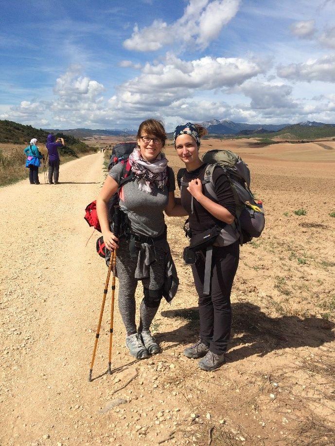 Camino 1 - Potovanja - korak za korakom nazaj k sebi