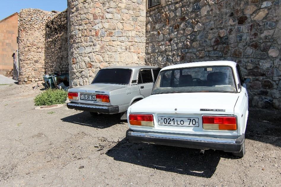 12. Gruzija in Armenija - Potovanje je najboljše zdravilo: prirodni, pristni in prisrčni Gruzija in Armenija – 2 del