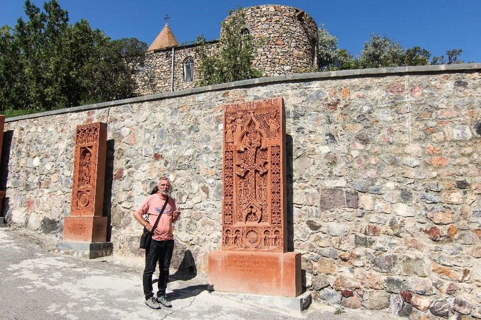 13. Gruzija in Armenija - Potovanje je najboljše zdravilo: prirodni, pristni in prisrčni Gruzija in Armenija – 2 del